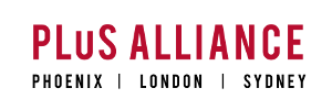 The PLuS Alliance Logo